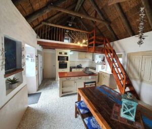 namaste beachfront selfcatering accommodation in langezandt struisbaai