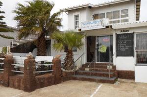 the shipwreck coffee shop struisbaai